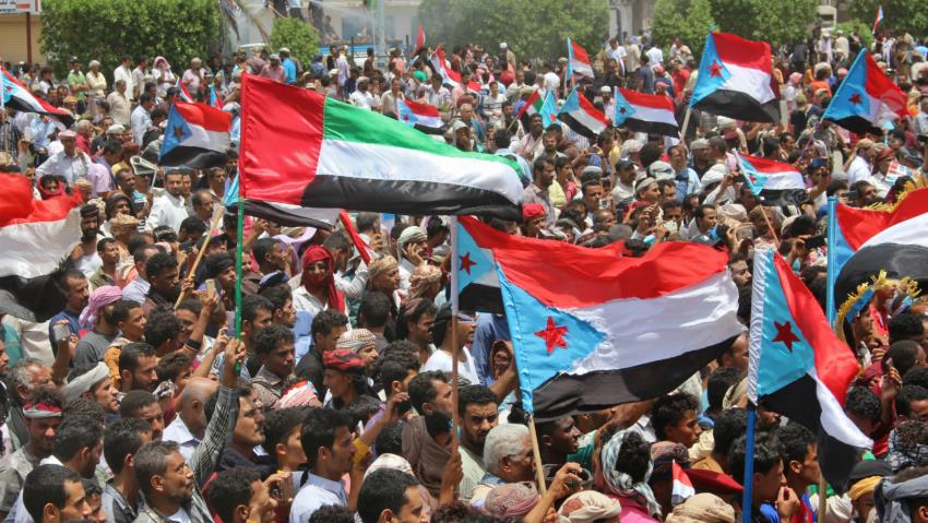 Independence in the air in south Yemen after Aden clashes