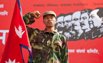 NEPAL Over 3 thousand former Maoist guerrillas join Nepalese Army